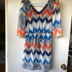 Women's Be Bop dress size SM